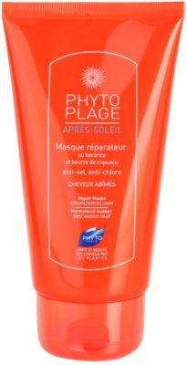 Phyto PhytoPlage máscara para cabelo danificado pelo sol