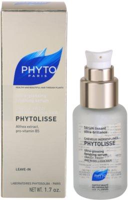 Phyto Phytolisse glättendes Serum für das Haar 2