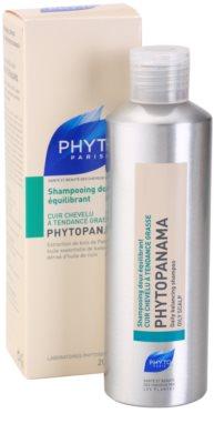 Phyto Phytopanama šampon pro mastnou pokožku hlavy 1