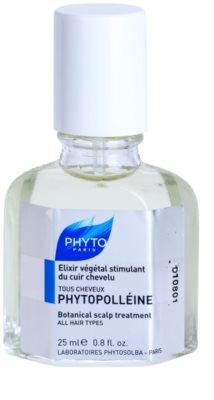 Phyto Phytopolléine сироватка для росту для відновлення клітин шкіри голови