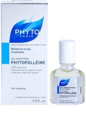 Phyto Phytopolléine sérum para estimular el crecimiento para renovar el cuero cabelludo 2