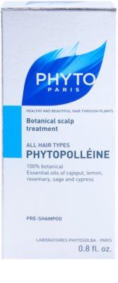 Phyto Phytopolléine sérum para estimular el crecimiento para renovar el cuero cabelludo 3