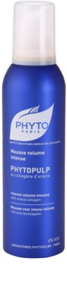 Phyto Phytopulp espuma para dar volume desde a raiz