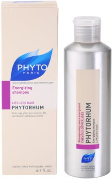 Phyto Phytorhum šampon za lase brez vitalnosti 2