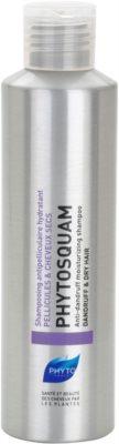 Phyto Phytosquam korpásodás elleni sampon száraz hajra