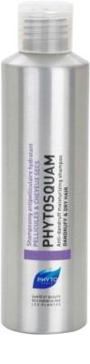 Phyto Phytosquam шампунь проти лупи для сухого волосся