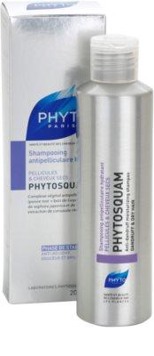 Phyto Phytosquam Shampoo gegen Schuppen für trockenes Haar 1
