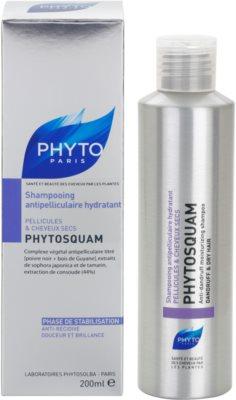 Phyto Phytosquam Shampoo gegen Schuppen für trockenes Haar 2