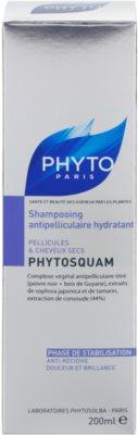 Phyto Phytosquam Shampoo gegen Schuppen für trockenes Haar 3