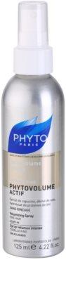 Phyto Phytovolume Actif спрей за обем За коса