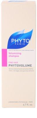 Phyto Phytovolume sampon pentru volum pentru par fin 3