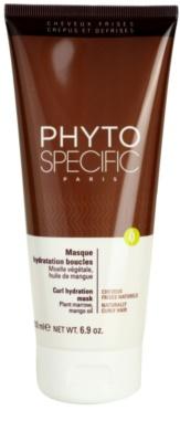 Phyto Specific Shampoo & Mask maseczka nawilżająca do włosów kręconych
