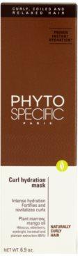 Phyto Specific Shampoo & Mask maseczka nawilżająca do włosów kręconych 3