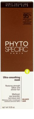 Phyto Specific Shampoo & Mask masca pentru regenerare pentru parul tratat chimic 3