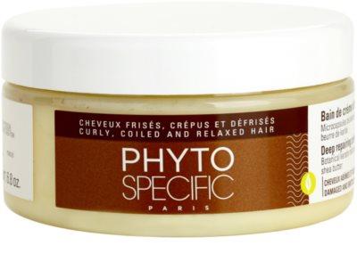 Phyto Specific Shampoo & Mask маска  для пошодженого та ослабленого волосся