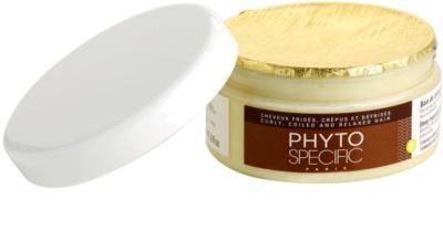 Phyto Specific Shampoo & Mask маска  для пошодженого та ослабленого волосся 1