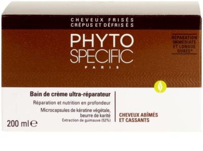 Phyto Specific Shampoo & Mask Maske für beschädigtes und brüchiges Haar 4