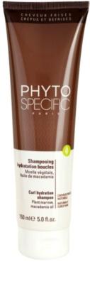 Phyto Specific Shampoo & Mask champú hidratante para cabello ondulado