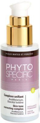 Phyto Specific Skin Care цялостна грижа да уеднакви цвета на кожата
