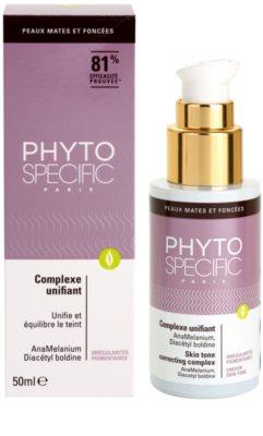 Phyto Specific Skin Care cuidado completo para unificar el tono de la piel 2
