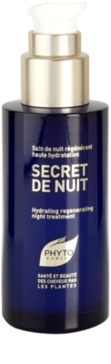 Phyto Secret De Nuit regenerierende Nachtcreme für alle Haartypen