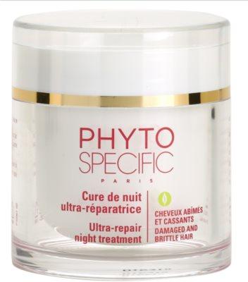 Phyto Specific Specialized Care noční regenerační maska pro poškozené a křehké vlasy