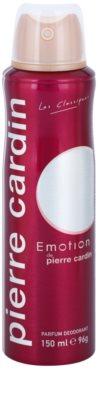 Pierre Cardin Emotion deodorant Spray para mulheres