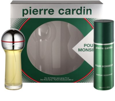 Pierre Cardin Pour Monsieur for Him Geschenksets 1