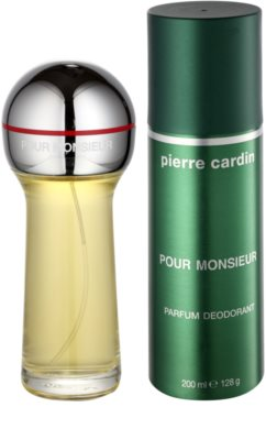 Pierre Cardin Pour Monsieur for Him dárková sada 2