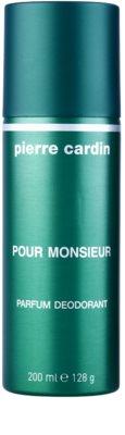 Pierre Cardin Pour Monsieur for Him deodorant Spray para homens