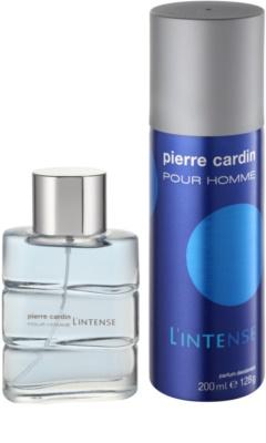 Pierre Cardin Pour Homme l'Intense ajándékszett 2