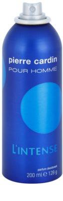 Pierre Cardin Pour Homme l'Intense dezodor férfiaknak 1