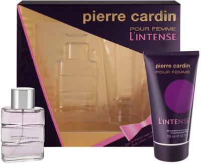 Pierre Cardin Pour Femme L'Intense coffret presente 1