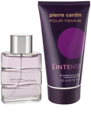 Pierre Cardin Pour Femme L'Intense coffret presente 2