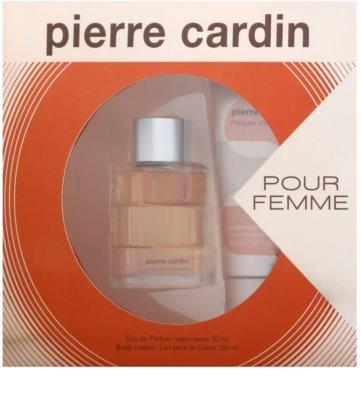 Pierre Cardin Pour Femme Geschenksets 1