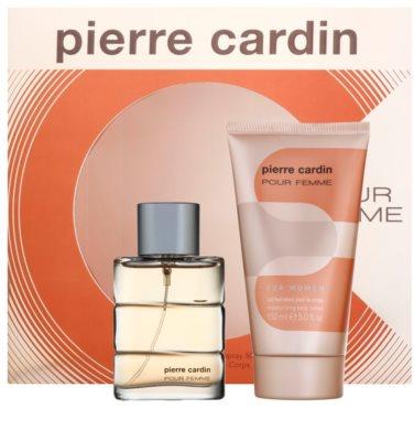 Pierre Cardin Pour Femme zestaw upominkowy