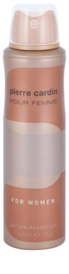 Pierre Cardin Pour Femme spray corporal para mujer