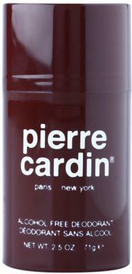 Pierre Cardin Pour Homme desodorante en barra para hombre  sin alcohol