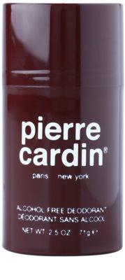 Pierre Cardin Pour Homme desodorizante em stick para homens  (sem álcool)