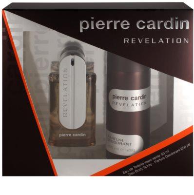 Pierre Cardin Revelation ajándékszett