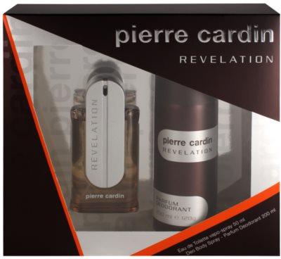 Pierre Cardin Revelation подарунковий набір