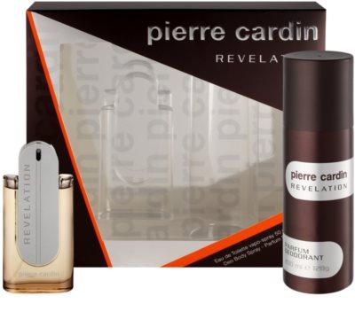 Pierre Cardin Revelation zestaw upominkowy 1
