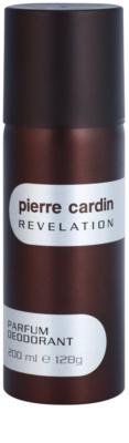 Pierre Cardin Revelation deodorant Spray para homens