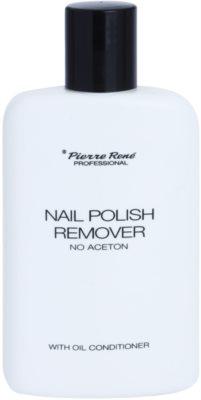 Pierre René Nails Accessories dizolvant pentru oja fara acetona