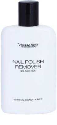 Pierre René Nails Accessories körömlakklemosó aceton nélkül