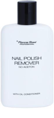 Pierre René Nails Accessories quitaesmalte de uñas sin acetona