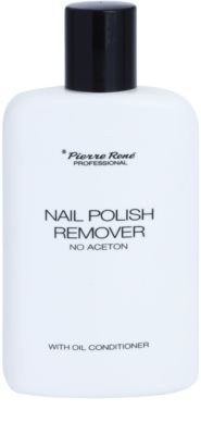 Pierre René Nails Accessories removedor de verniz sem acetona