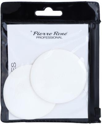 Pierre René Accessories gąbka do nakładania pudru w kompakcie