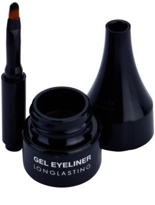 Pierre René Eyes Eyeliner гелева підводка для очей водостійка