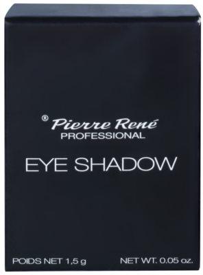 Pierre René Eyes Eyeshadow oční stíny pro dlouhotrvající efekt 2